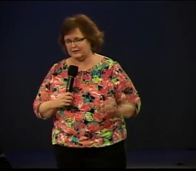 From Stage IV to cancer-free! Cindy Schafer shares her testimony at our Glory Conference.